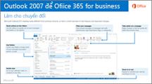 Hình thu nhỏ về hướng dẫn chuyển đổi từ Outlook 2007 sang Office 365