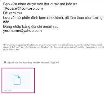 Trình xem OME với Yahoo 1
