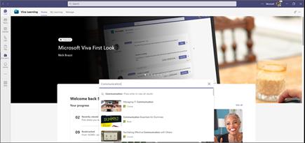 Nhập nội dung bạn đang tìm kiếm vào thanh Tìm kiếm và chọn một kết quả