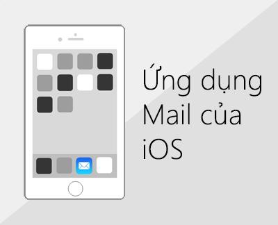 Bấm để thiết lập email trong ứng dụng Thư của iOS