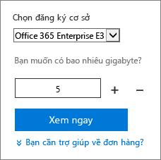 Thay đổi số lượng giấy phép người dùng cho phần bổ trợ.
