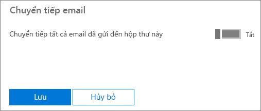 Ảnh chụp màn hình hiển thị trang hồ sơ người dùng cho người dùng có tên là Allie Bellew với Email chuyển tiếp bộ ứng dụng và tùy chọn chỉnh sửa sẵn dùng.