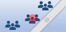 Tính năng thước đo trong PowerPoint