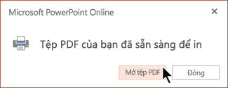 PDF của bạn đã sẵn sàng