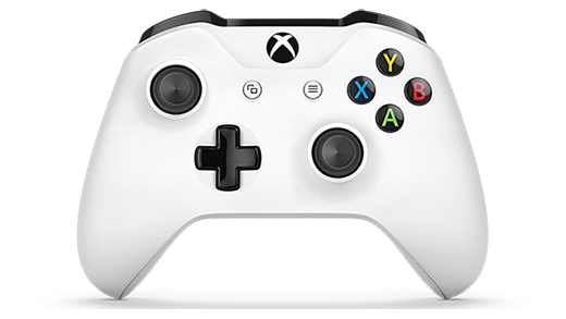 Photo of an Xbox controller