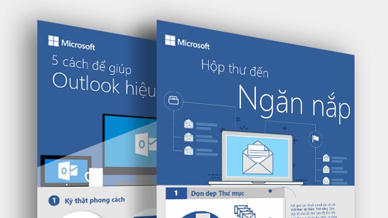 Tải xuống các đồ họa thông tin Outlook này