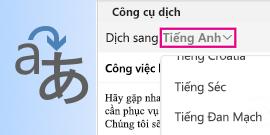 Outlook for Mac Translator