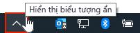 Ứng dụng OneDrive trong Khay Hệ thống
