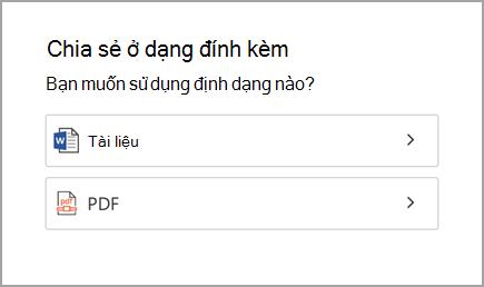 Tài liệu hoặc tệp PDF