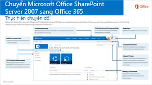 SharePoint 2007 đến O365