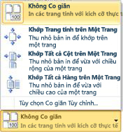Thiết đặt in