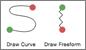 Nút hoạt hình Đường dẫn cong hoặc Đường dẫn tự do