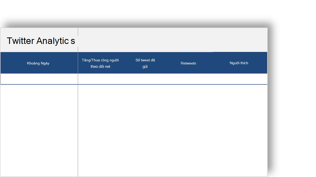 ảnh khái niệm của mẫu phân tích truyền thông xã hội