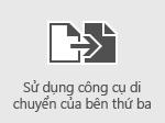 Dùng công cụ di chuyển bên thứ ba để di chuyển hộp thư sang Office 365