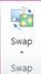 Nhóm hoán đổi trên tab Công cụ Ảnh trong Publisher 2010