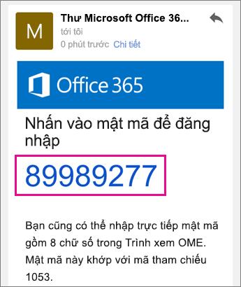 Trình xem OME với Gmail 4