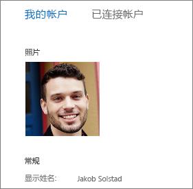 用户的照片。