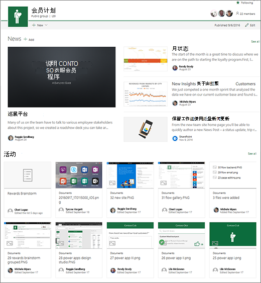 SharePoint 工作组网站