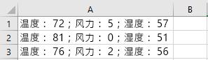 Excel 中的单元格