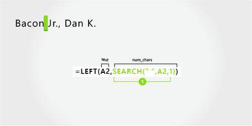 用于分隔最后一个公式名称和后缀在前面,带逗号