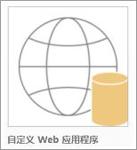 Access 自定义 Web 应用图标