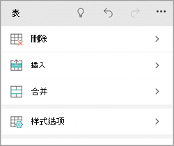 Windows phone 表选项卡