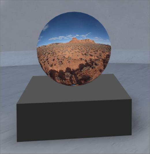 360图像 web 部件