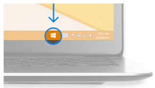 """使用""""获取 Windows 10 应用""""检查是否可以转到 Windows 10"""