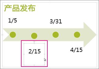 选择日程表日期