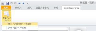 查看 SAP 操作