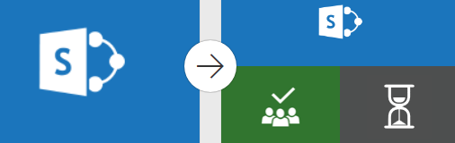 SharePoint 和 Planner 的 Microsoft 流模板