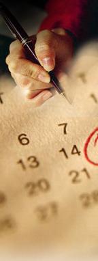 排定任务目标的日程