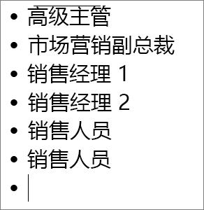 在图表的框中添加姓名