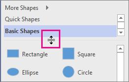 按住滑鼠左鍵,即可在 [圖形] 視窗中移動分隔線