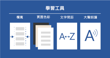 四種可提升文件閱讀性的學習工具