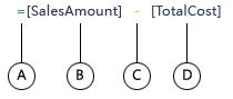 計算結果欄公式