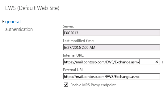 A screenshot of the Default Web Site page