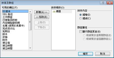 在 SharePoint Designer 2010 中開啟網站
