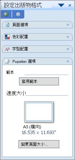 出版物格式