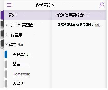 歡迎使用,共同作業空間和內容的文件庫