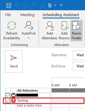 SchedulingAssistant